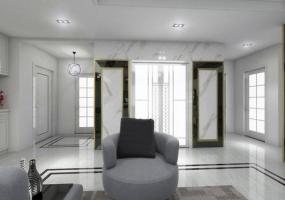 客厅全景效果+SketchUp模型+VFS参数