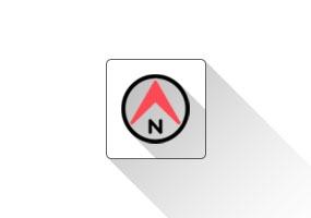 RBC_NorthTools | 多场景指北针插件
