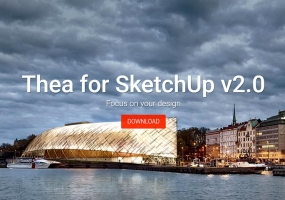 Thea2.0 For SketchUp 下载