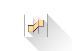Projection(投射参考线)Sketchup草图大师中文插件