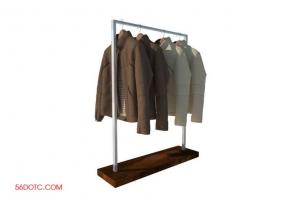 SketchUp模型-衣服