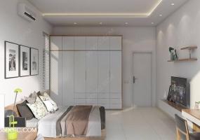 室内空间-卧室SketchUp草图大师模型