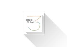 BezierSpline(贝兹曲线)SketchUp插件 草图大师插件