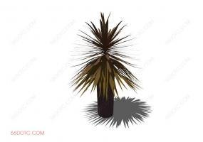 植物00047-SketchUp草图大师模型