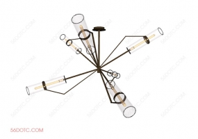 灯具00035-SketchUp草图大师模型