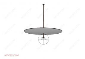 灯具00036-SketchUp草图大师模型
