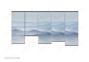 陈设00060-SketchUp草图大师模型