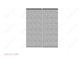 陈设00061-SketchUp草图大师模型