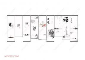 陈设00062-SketchUp草图大师模型