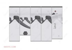 陈设00063-SketchUp草图大师模型