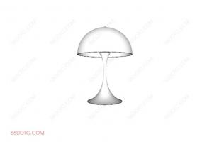 灯具00059-SketchUp草图大师模型
