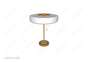 灯具00060-SketchUp草图大师模型