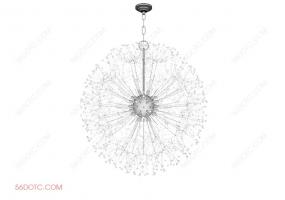 灯具00064-SketchUp草图大师模型