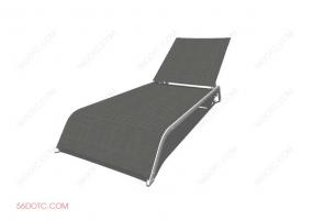 椅子00021-SketchUp草图大师模型