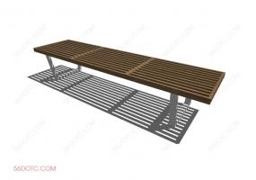 椅子00023-SketchUp草图大师模型