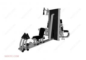器材00013-SketchUp草图大师模型