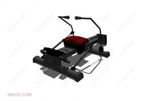 器材00020-SketchUp草图大师模型