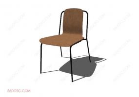 椅子00048-SketchUp草图大师模型