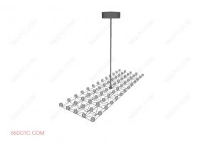 灯具000108-SketchUp草图大师模型
