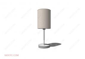 灯具000111-SketchUp草图大师模型