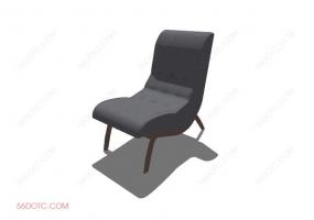 沙发00073-SketchUp草图大师模型