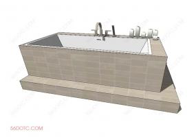 厨卫00022-SketchUp草图大师模型