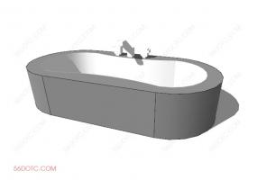 厨卫00024-SketchUp草图大师模型
