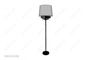 灯具000130-SketchUp草图大师模型
