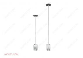 灯具000135-SketchUp草图大师模型