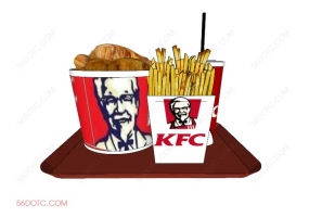 食物00047-SketchUp草图大师模型
