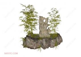 园林景观00024-SketchUp草图大师模型