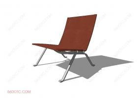 椅子00098-SketchUp草图大师模型