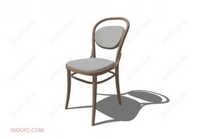 椅子000103-SketchUp草图大师模型