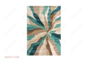 布艺00050-SketchUp草图大师模型:地毯