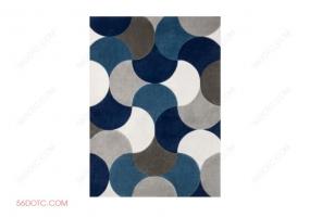 布艺00054-SketchUp草图大师模型:地毯