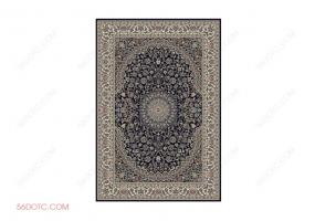 布艺00055-SketchUp草图大师模型:地毯
