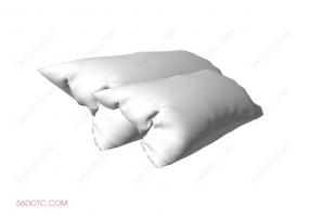 布艺00062-SketchUp草图大师模型
