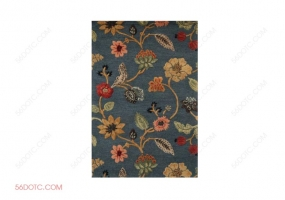 布艺00067-SketchUp草图大师模型:地毯
