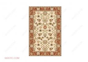布艺00069-SketchUp草图大师模型:地毯