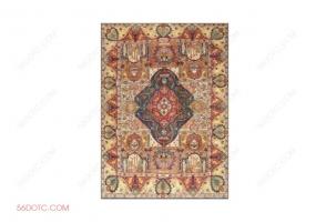 布艺00072-SketchUp草图大师模型:地毯