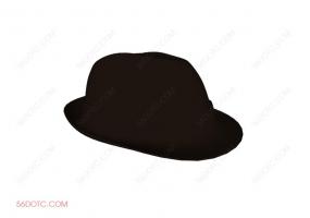 服装00076-SketchUp草图大师模型:帽子