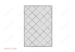布艺00073-SketchUp草图大师模型:地毯