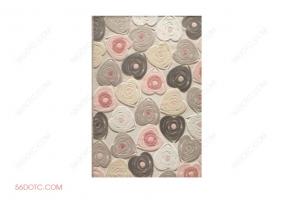 布艺00074-SketchUp草图大师模型:地毯