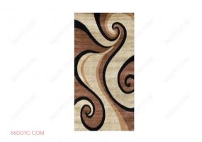 布艺00075-SketchUp草图大师模型:地毯
