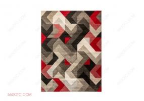布艺00079-SketchUp草图大师模型:地毯