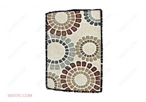 布艺00080-SketchUp草图大师模型:地毯
