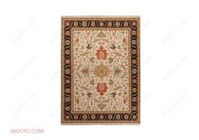 布艺00082-SketchUp草图大师模型:地毯