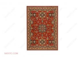 布艺00084-SketchUp草图大师模型:地毯