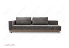 沙发000133-SketchUp草图大师模型