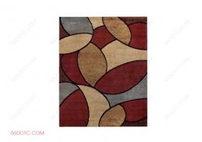 布艺00091-SketchUp草图大师模型:地毯